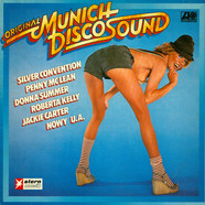 V.A. - Original Munich Disco Sound