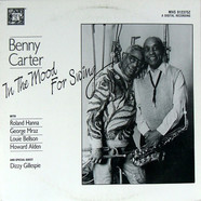 Benny Carter - In The Mood For Swing