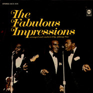The Impressions - The Fabulous Impressions