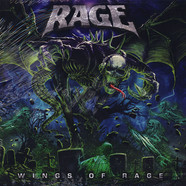 Rage - Wings Of Rage Limited Box Edition