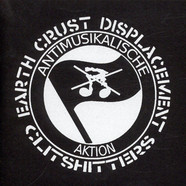 Clitshitters / Earth Crust Displacement - Clitshitters / Earth Crust Displacement