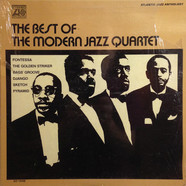 Modern Jazz Quartet, The - The Best Of