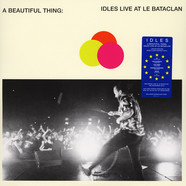 IDLES - A Beautiful Thing Orange Vinyl Edition