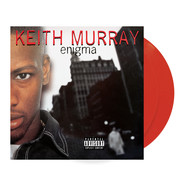 Keith Murray - Enigma Colored Vinyl Edition