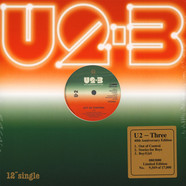 U2 - Three Black Friday Record Store Day 2019 Edition