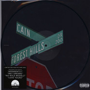 J. Cole - 2015 Forest Hills Drive Ep Picture Disc Black Friday Record Store Day 2019 Edition