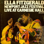 Ella Fitzgerald - Newport Jazz Festival Live At Carnegie Hall, July 5, 1973