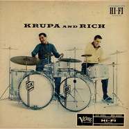 Gene Krupa And Buddy Rich - Krupa And Rich