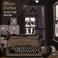 Alison Cotton - The Girl I Left Behind Me Mint Green Vinyl Edition