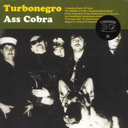 Turbonegro - Ass Cobra Black Vinyl Edition
