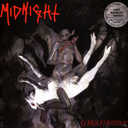 Midnight - Rebirth By Blasphemy Grey Marbled Vinyl Edition