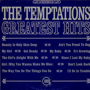 Temptations, The - The Temptations Greatest Hits