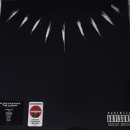 V.A. - Black Panther The Album (Music From And Inspired By)
