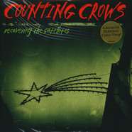 Counting Crows - Recovering The Satellites Limited Green Vinyl Edition
