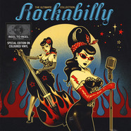 V.A. - The Ultimate Rockabilly Collection Transparent Red Vinyl Edition