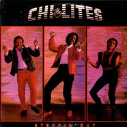 Chi-Lites, The - Steppin' Out