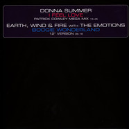 Donna Summer / Earth Wind & Fire - I Feel Love Patrick Cowley Remix