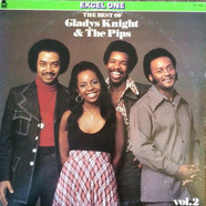 Gladys Knight And The Pips - The Best of Vol.2