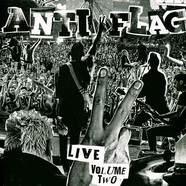 Anti-Flag - Live Volume Two Red Vinyl Edition