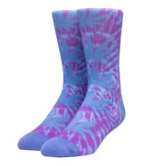 HUF - Digital Dye Plantlife Socks