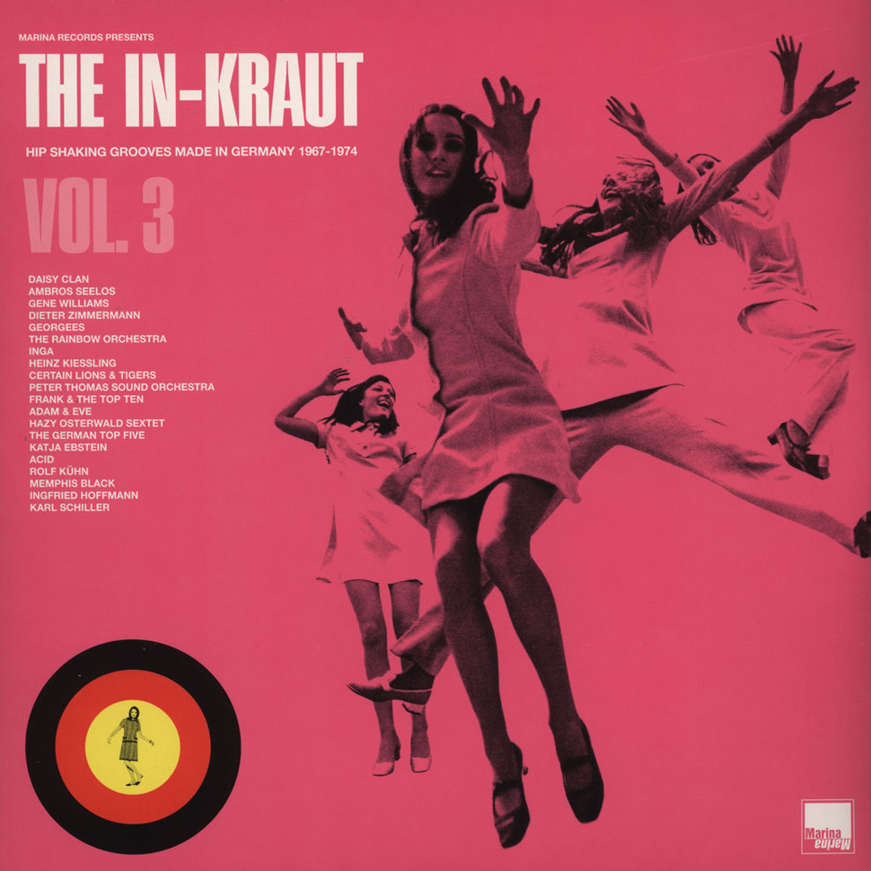 Marina Records presents - The in-kraut volume 3