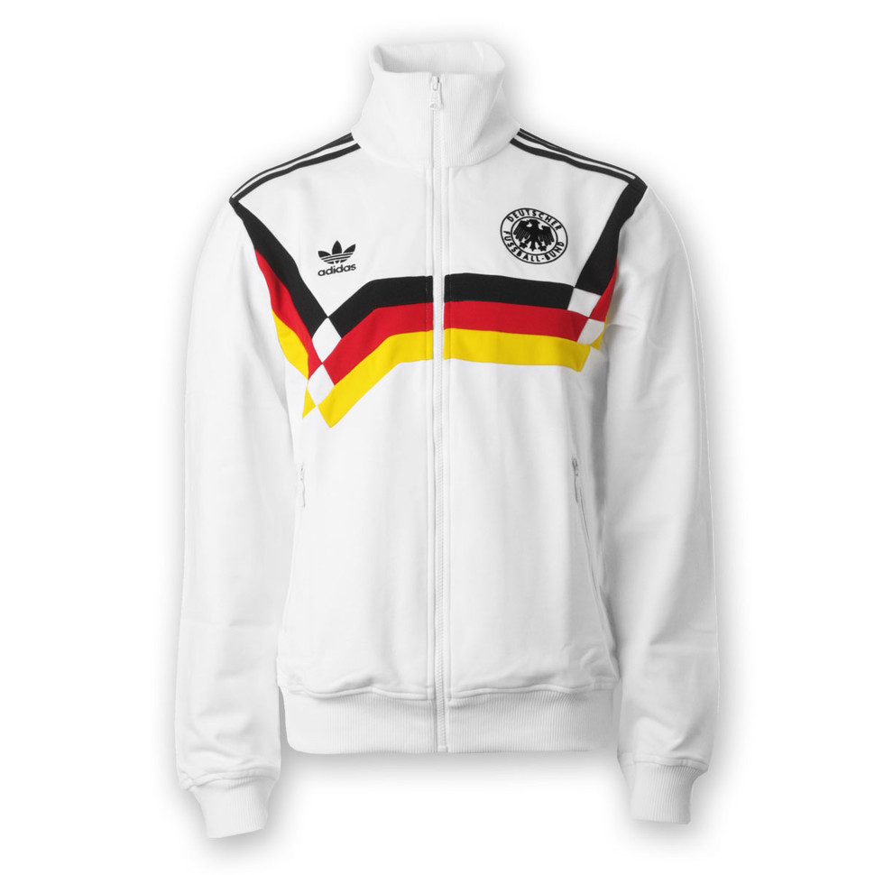 Adidas Original 1990 World Cup Germany Track Jacket
