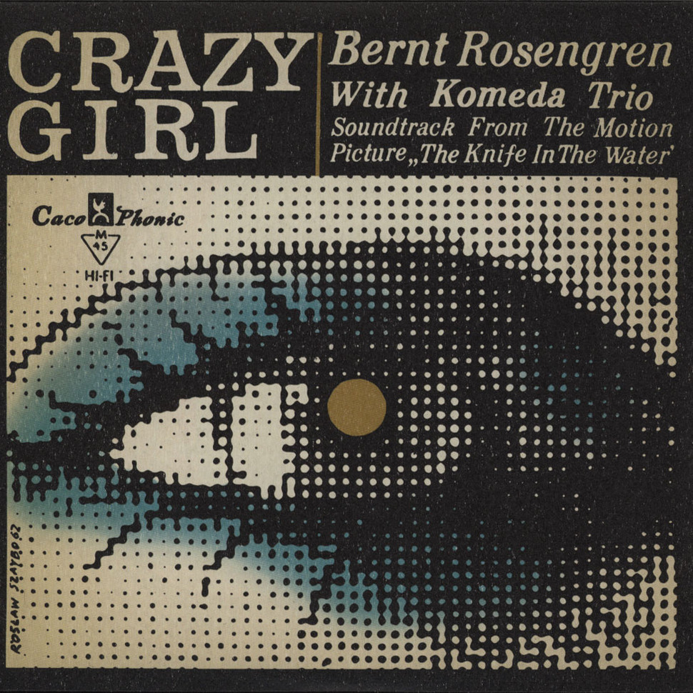 Bernt Rosengren with Komeda Trio - OST The Knife In The Water