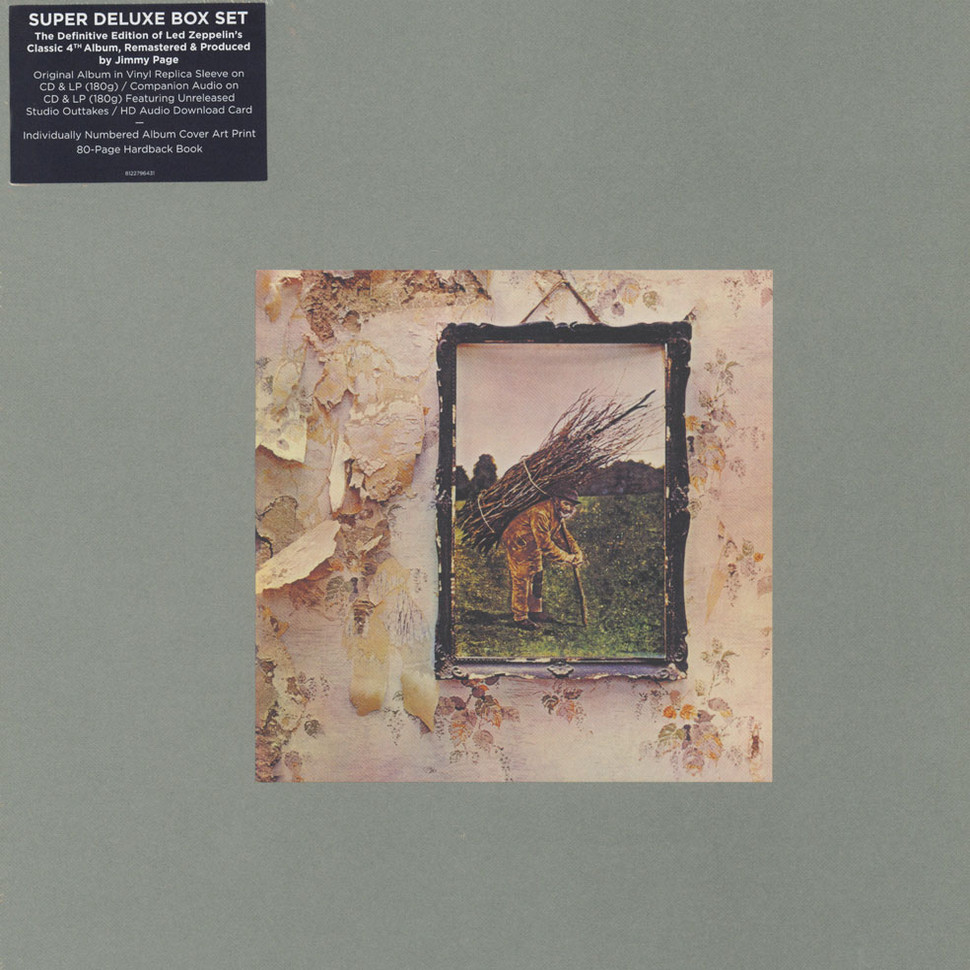 Led Zeppelin - IV Super Deluxe Edition Box Set
