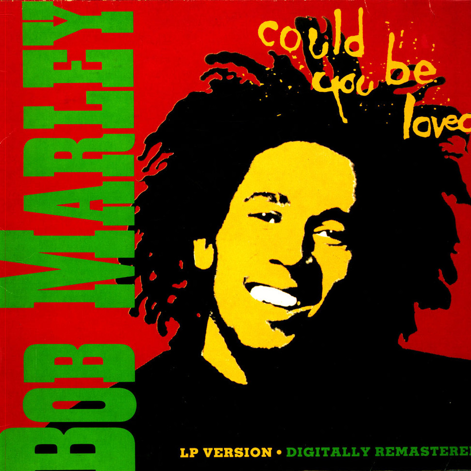 Bob Marley & The Wailers - Could You Be Loved - Vinyl 12