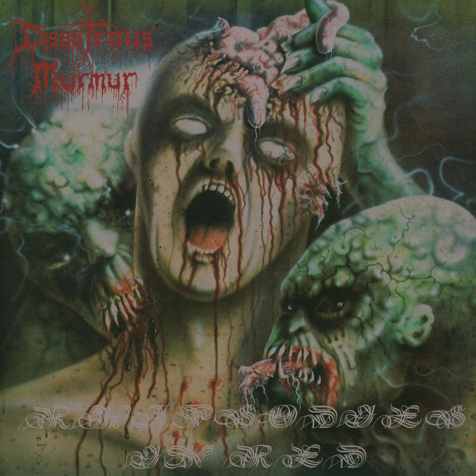Disastrous Murmur - Rhapsodies In Red Colored Vinyl Edition