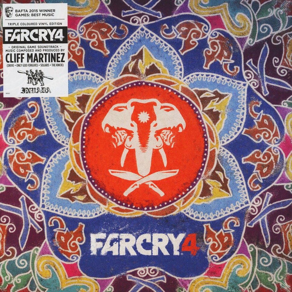 Cliff Martinez - OST Far Cry 4