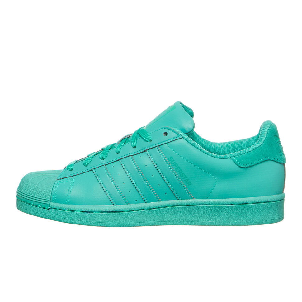 adidas orginals superstar adicolor sneaker