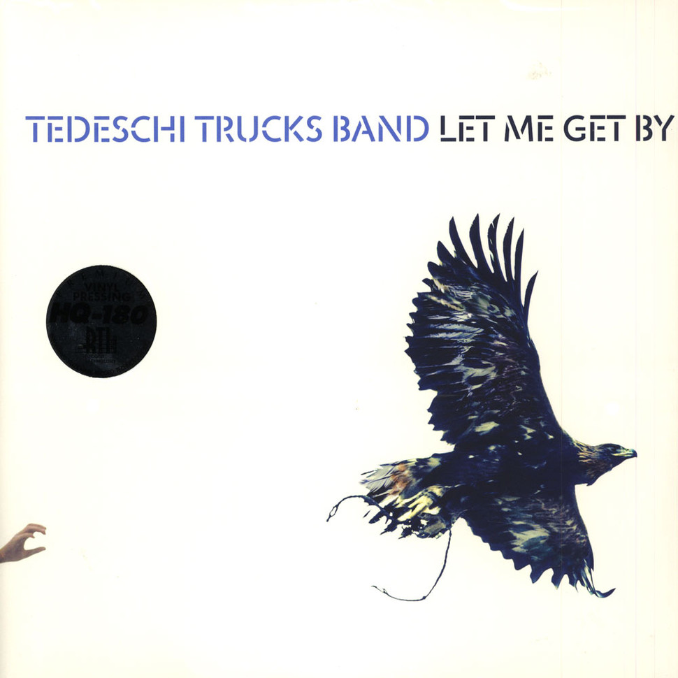 Tedeschi Trucks Band - Let Me Get By (Gate)