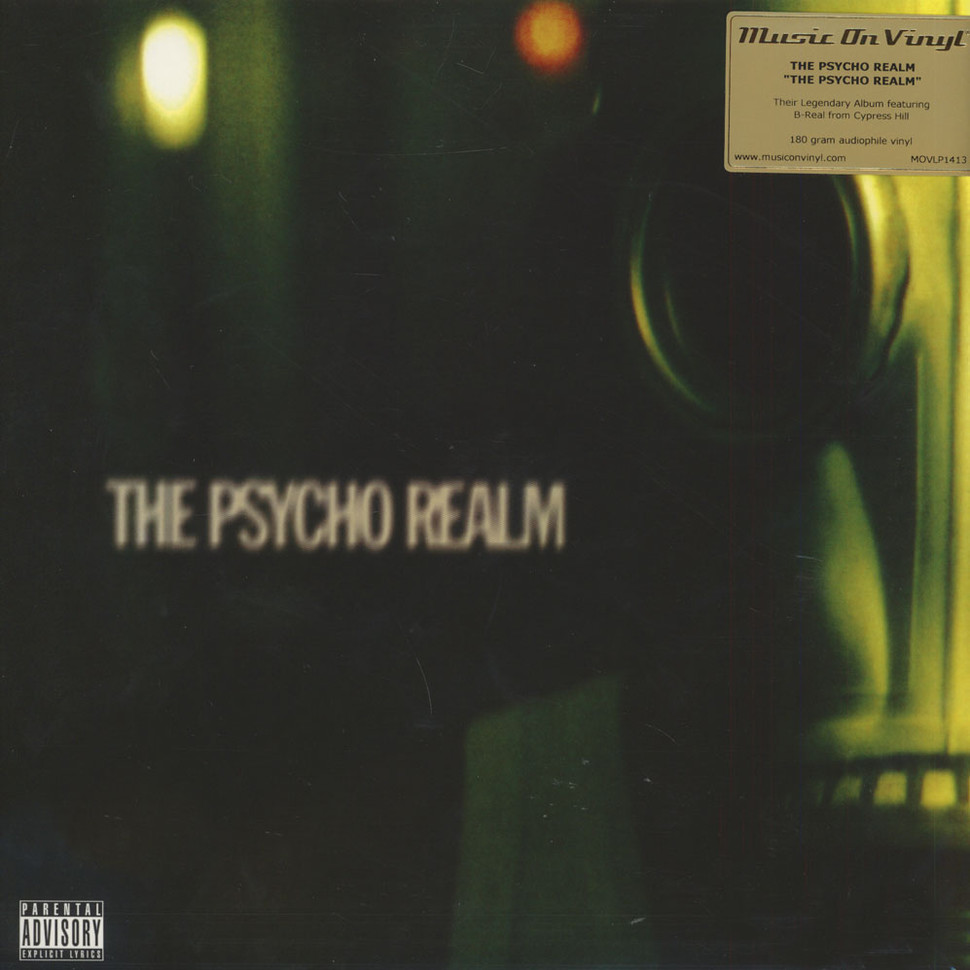 Psycho Realm, The - The Psycho Realm