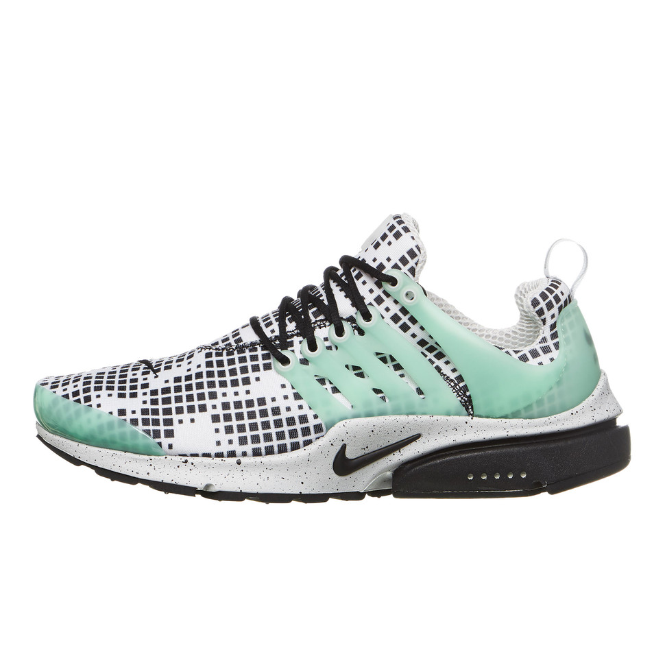 Nike Air Presto GPX White Black Green Glow Natural Grey