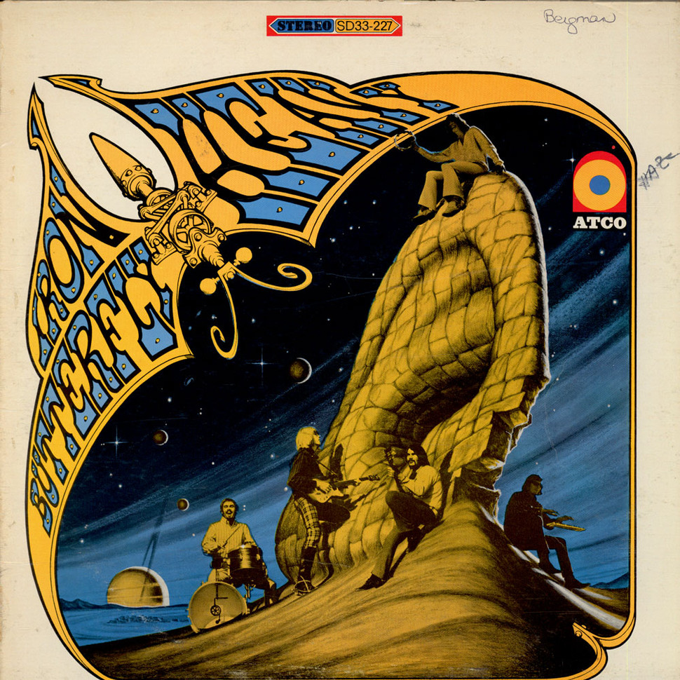 Iron Butterfly - Heavy
