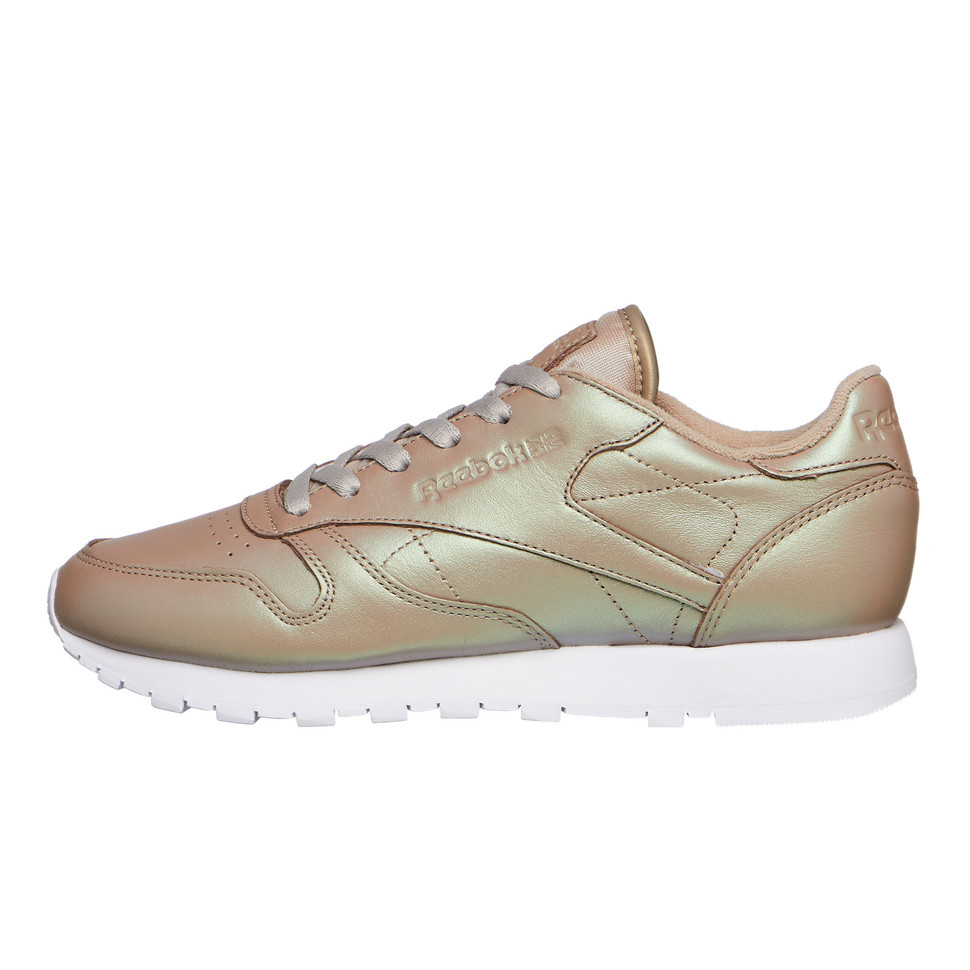 Reebok Classic Leather Pearlized (Champagne White) | HHV