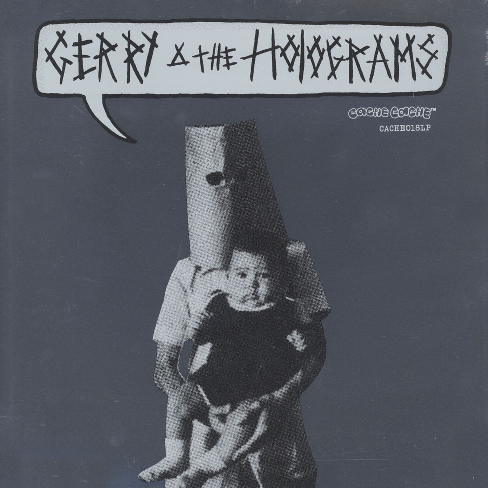 Gerry & The Holograms - Gerry & The Holograms