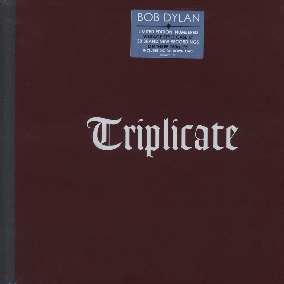 Bob Dylan - Triplicate Deluxe Edition