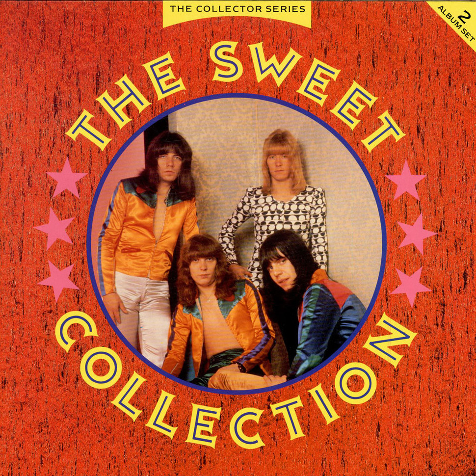 Sweet, The - The Collection