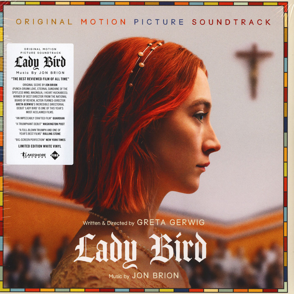 Jon Brion - OST Lady Bird Colored Vinyl Edition