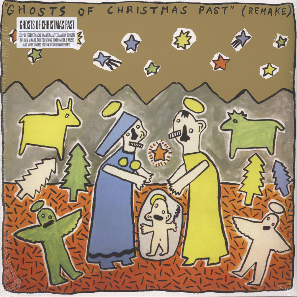 Christmas Past - Vinyl 2LP - 2017 - EU