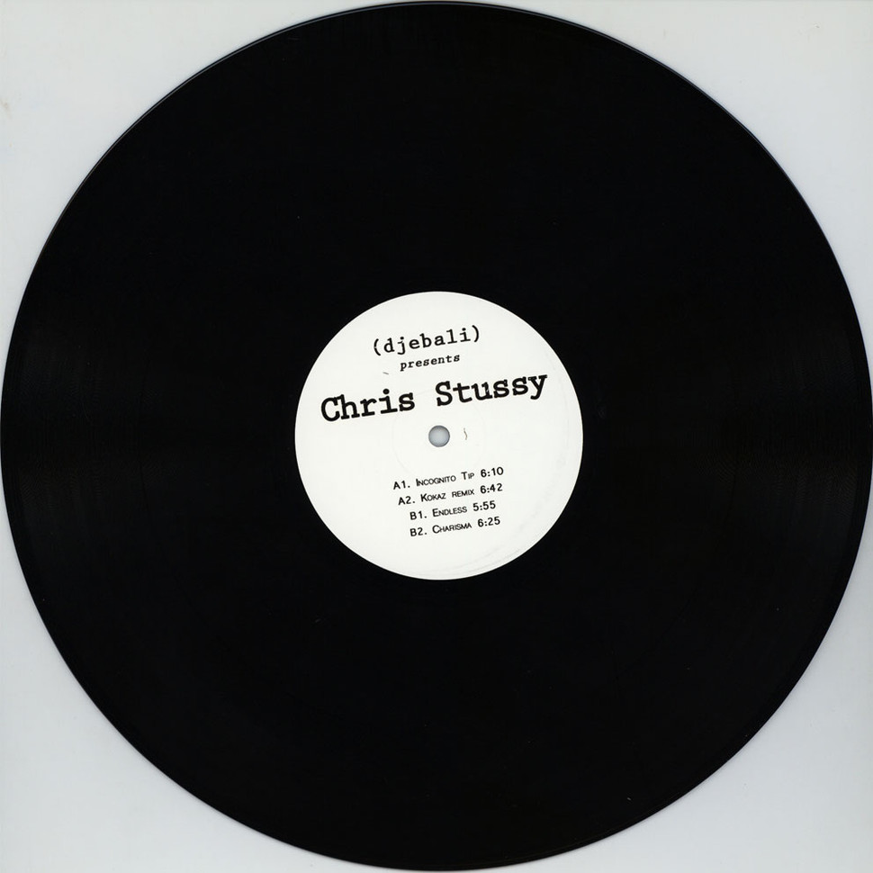 Djebali presents Chris Stussy - EP