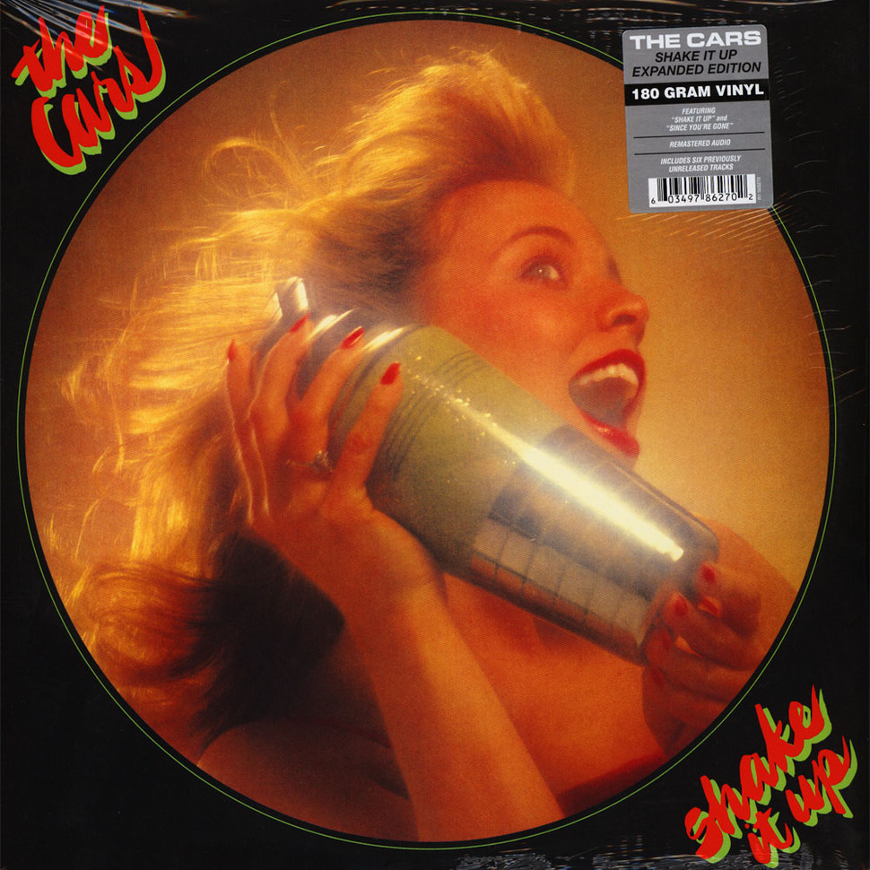 Cars, The - Shake It Up Expanded Edition (Vinyl 2LP - 2018 - US - Original)