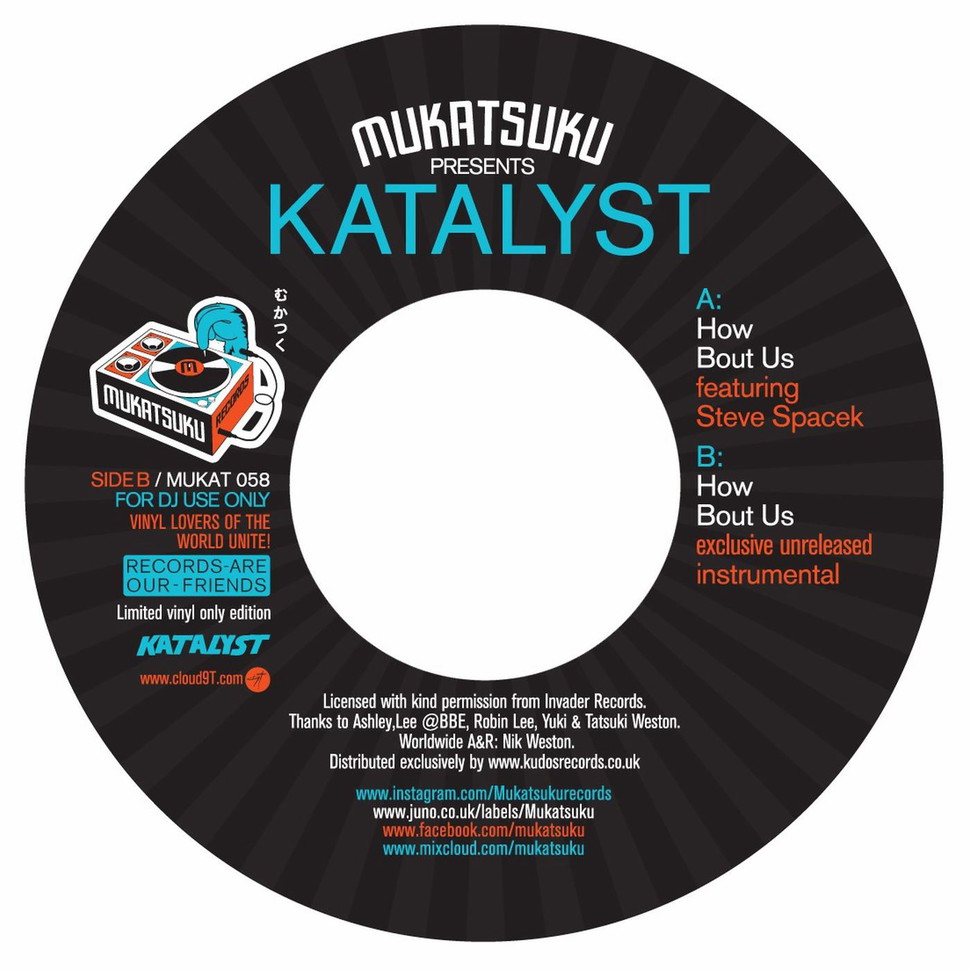 Katalyst - How Bout Us