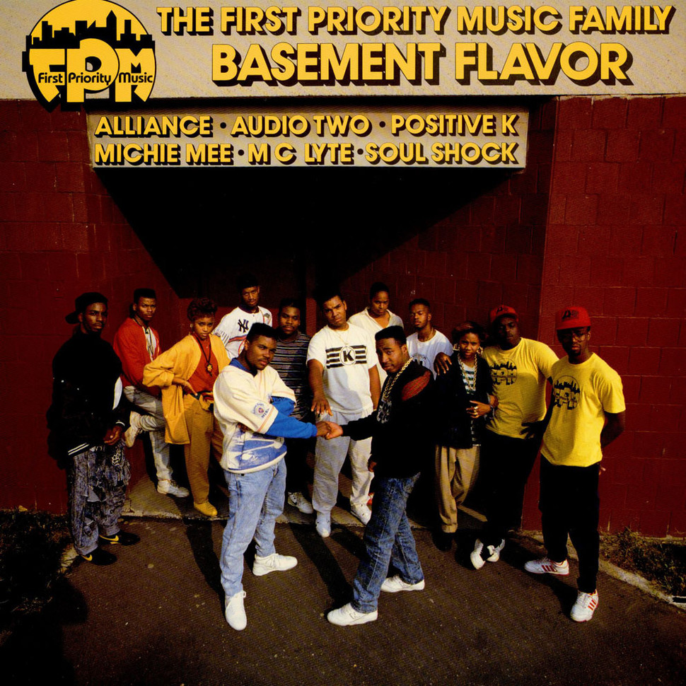 V.A. - The First Priority Music Family: Basement Flavor