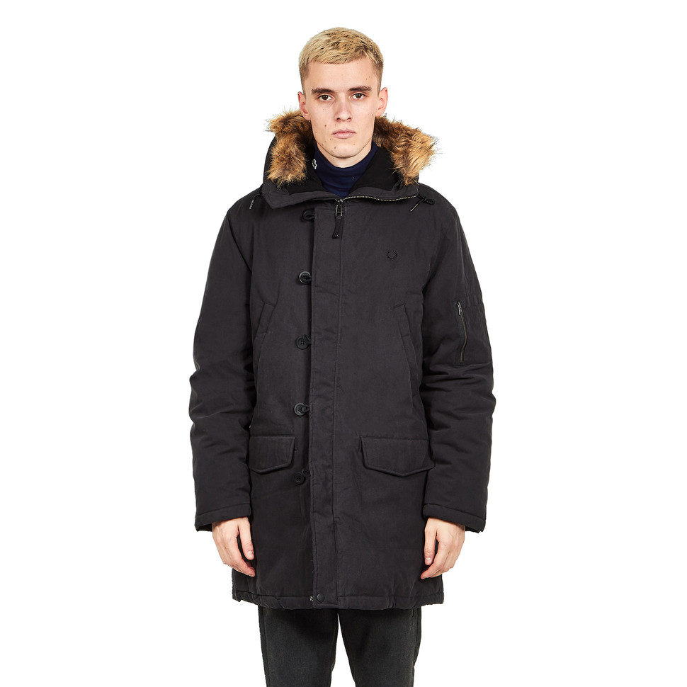 Fred Perry - Down Snorkel Parka