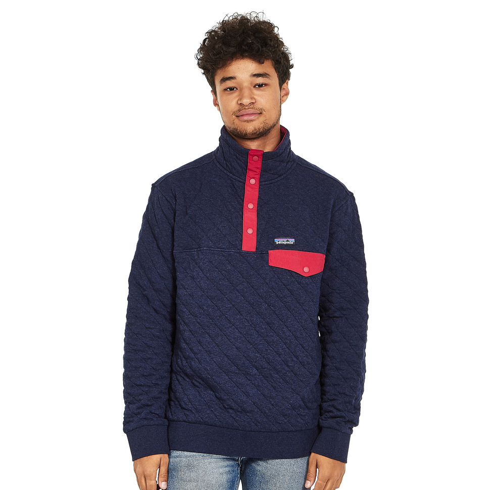 Patagonia - Cotton Quilt Snap-T Pullover
