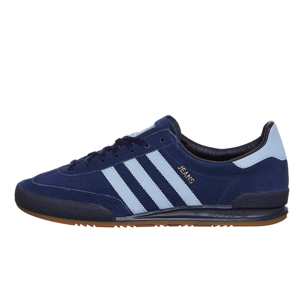 adidas Originals Jeans, Collegiate Navy ash Blue Gum, 5