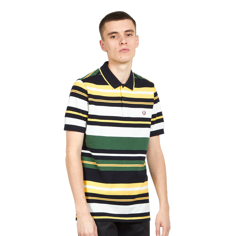 Fred Perry - Bold Stripe Pique Shirt
